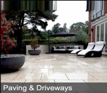 pic of paving and driveways